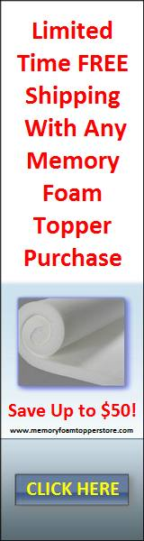 foam mattress toppers
