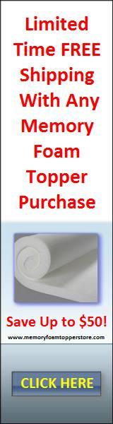 foam mattress toppers